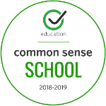 Common Sense Education Certified School