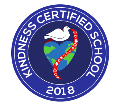 We've earned our Kindness Certified School Seal again!
