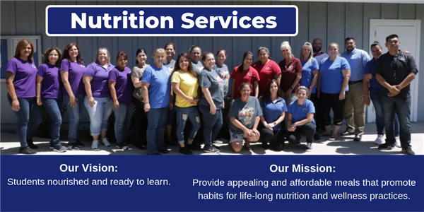 Nutrition Services Department