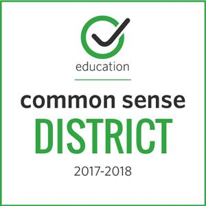 Common Sense District Badge