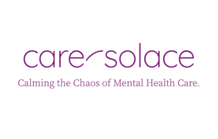 Care Solace. Calming the chaos of mental health care.