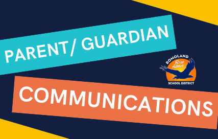Parent/Guardian Communications