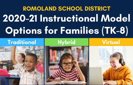 RSD 2020-21 Instructional Model Options