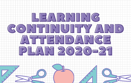 Learning Continuity and Attendance Plan 2020-21
