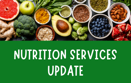 Nutrition Services Update