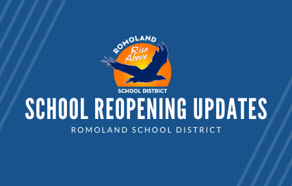 School Reopening Updates