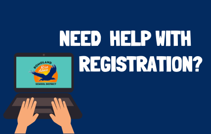 Need help with registration?