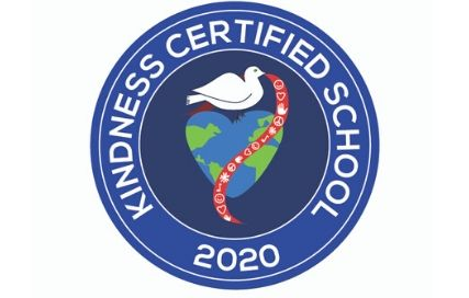 We are a Kindness Certified School!